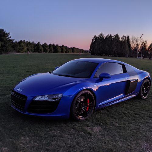Öhlins TTX Pro - Advanced Trackday - Gen 1 Audi R8