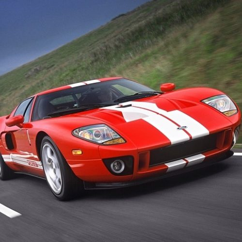Ford GT Radio Interview