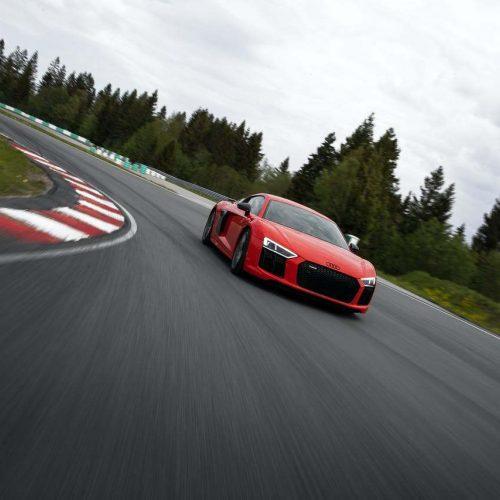 Öhlins TTX Pro - Advanced Trackday - Gen 2 Audi R8